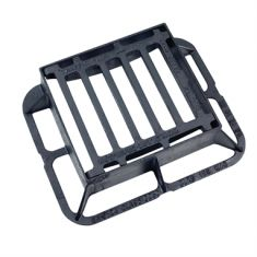 336 x 308 x 100mm C250 End Hinged Gully Grating