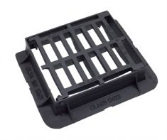 430 x 370 x 100mm D400 End Hinged Gully Grating (Price on Application)
