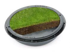 450mm Diameter x 100mm Chameleon Recessed Manhole Cover