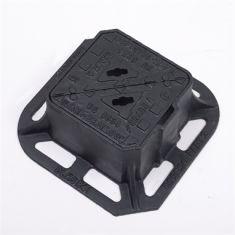 150 x 150 x 100mm Grade A Double-Triangular Surface Box - Badged G