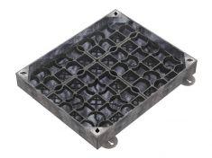 900 x 600 x 100mm EcoGrid Grass & Gravel Recessed Manhole Cover