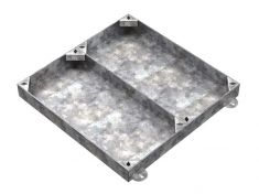900 x 900 x 100mm Recessed Manhole Cover for Patios, Driveways, Block Paving & Flagging
