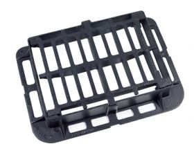 510 x 360 x 100mm D400 End Hinged Gully Grating (Price on Application)