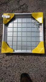 DS-Line 450 x 450 x 48mm Double Sealed Aluminium Recessed Manhole Cover - Clearance