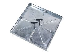 450 x 450 x 43.5mm Water & Odour Tight Recessed Manhole Cover