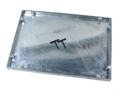 750 x 600 x 43.5mm Water & Odour Tight Recessed Manhole Cover
