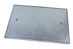 900 x 600 x 50mm 17 Tonne GPW Chequer Plate - POA