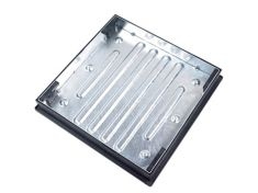 600 x 600 x 80mm  Recessed Manhole Cover for Patios, Driveways, Block Paving & Flagging