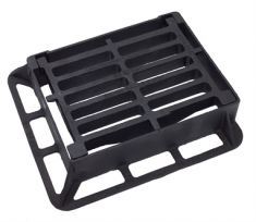 440 x 335 x 100mm C250 End Hinged Gully Grating (Price on Application)