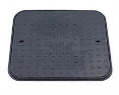 600 x 450 x 27mm A15 Cast Iron Manhole Cover