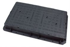 1200 x 675 x 150mm D400 Multi-Triangular Ductile Iron Manhole Cover - Highways Agency Compliant (Price on Application)