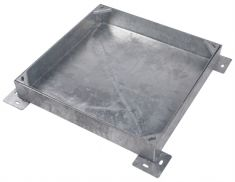 600 x 600 x 100mm Heavy Duty  Recessed Manhole Cover for Patios, Driveways, Block Paving & Flagging