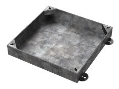 600 x 600 x 100mm  Recessed Manhole Cover for Patios, Driveways, Block Paving & Flagging