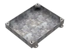 900 x 600 x 100mm  Recessed Manhole Cover for Patios, Driveways, Block Paving & Flagging