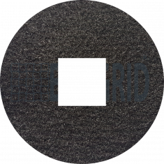 EcoGrid HPS8 Non-Woven Needle-Punched Geotextile Membrane - 400gsm, 6 x 125m Roll