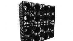EcoGrid Crate System for Infiltration, SuDS & Attenuation - 18 Crates (7200 L)