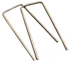 EcoGrid Metal U-Pins - Pack of 50