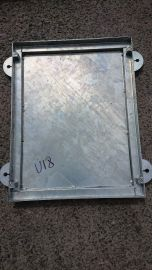 600 x 450mm x 43.5mm Recessed Manhole Cover - Clearance
