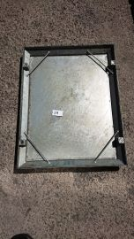 600 x 450mm Recessed Manhole Cover - Clearance