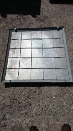 900 x 900mm Recessed Manhole Cover - Clearance